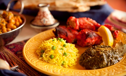 $10 for $20 Worth of Indian Cuisine at Star of India
