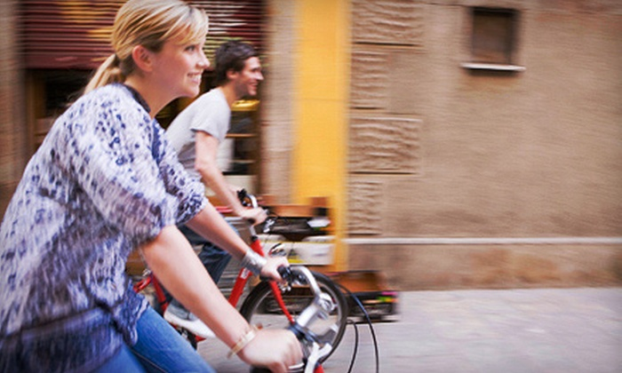 Bayou City Adventures - Washington Ave./ Memorial Park: Two-Hour Guided Bicycle Tour for One or Two from Bayou City Adventures (Up to 57% Off)