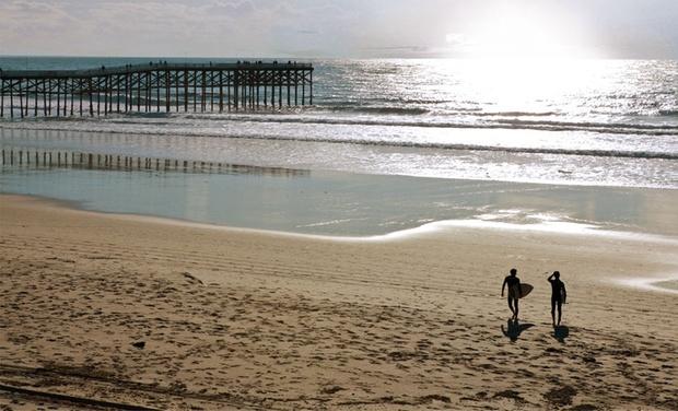 PB Surf Beachside Inn - San Diego, CA: Stay at PB Surf Beachside Inn in San Diego, with Dates into December