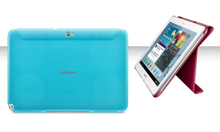 Samsung Galaxy Magnetic Book-Cover Cases for Tab 2 10.1 or Note 10.1: Samsung Galaxy Magnetic Book-Cover Cases for Tab 2 10.1 or Note 10.1. Multiple Colors Available. Free Returns.