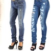 True Religion Ripped Skinny Jeans