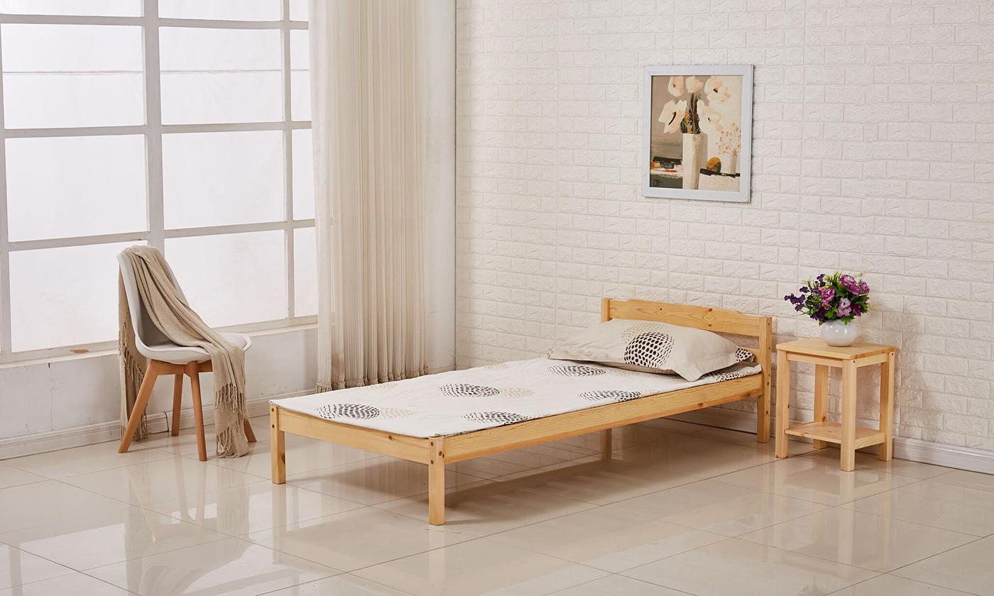 vivo pine bed frame
