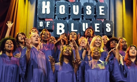 All-You-Can-Eat-and-Drink Gospel Brunch at House of Blues Las Vegas (Up to 51% Off)