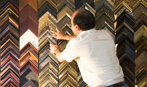 Metro Art & Frame: $39 for $100 Worth of Custom Framing, Art, and Restoration at Metro Art & Frame