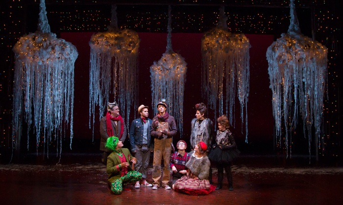 """A Wind in the Willows Christmas"" - Two River Theater: ""A Wind in the Willow Christmas"" at Joan and Robert Rechnitz Theater at the Two River Theater (Up to Half Off)"