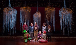 """a Wind In The Willow Christmas"" At Joan And Robert Rechnitz Theater At The Two River Theater (up To Half Off)"