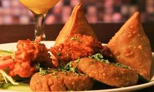 India Palace Bar & Tandoor: $17 for $30 Worth of Dinner and Drinks at India Palace Bar & Tandoor