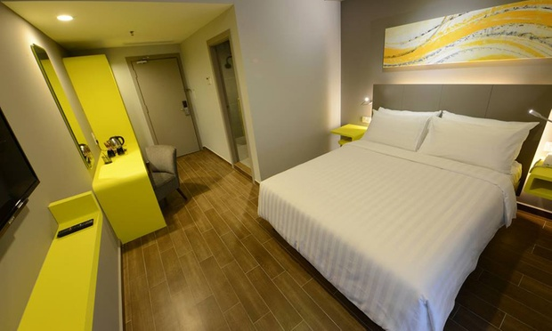 Penang: 4* GLOW Hotel + Flights 1