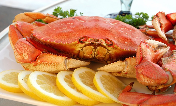 LIttle New Orleans Kitchen & Oyster Bar - Multiple Locations: Crab and Shrimp Dinner at Little New Orleans Kitchen & Oyster Bar (50% Off)