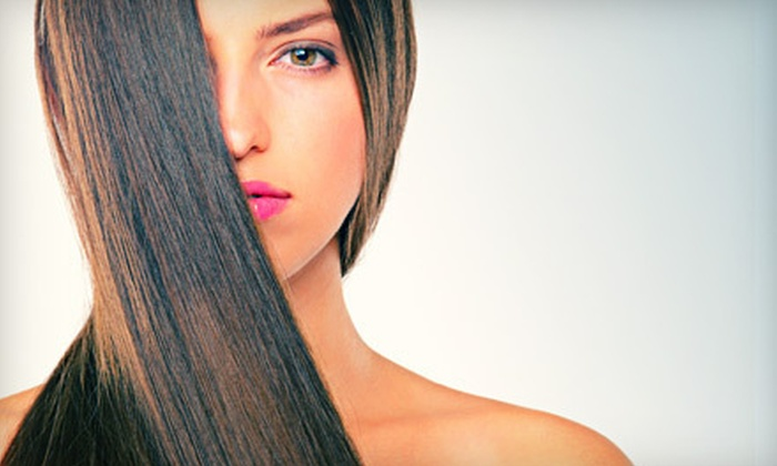 Niemann Perry Salon - Foxchase: Haircut, Shampoo, and Style with Full Color, Full Highlights, or Both at Niemann Perry Salon in Rockwall (Up to 64% Off)