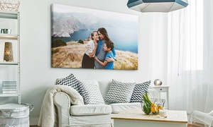 Picanova: Individuelle Foto-Leinwand XXL bis 150 x 75 cm bei Picanova (bis zu 81% sparen*)