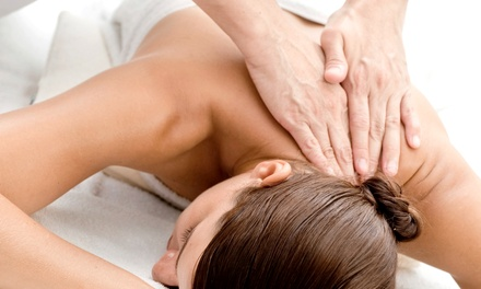 Chiropractic Massage Package with Exam, X-rays, and One or Two Adjustments at Inner Balance Institute (Up to 87% Off)