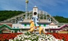 Lake Compounce - Lake Compounce: $39.99 for Adult Regular Admission to Lake Compounce New England's Family Theme and Water Park ($43.99 Value)