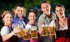 Twin Cities Oktoberfest - Minnesota State Fairgrounds: Festival Day for One or Two on October 5 or 6 at Twin Cities Oktoberfest (Up to 52% Off)