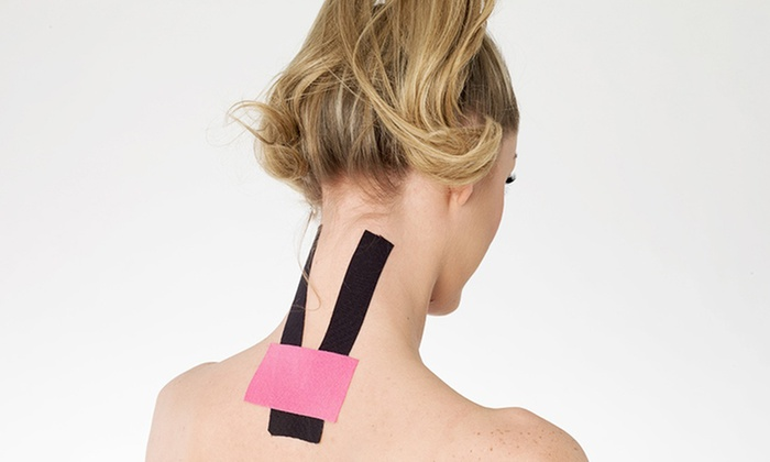 Remedy Athletic Kinetic Kinesiology Tape: Remedy Athletic Kinetic Kinesiology Tape. Multiple Colors Available.