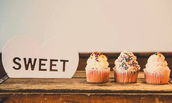 Sweet - Lakeway/Austin Area: One-Dozen Cupcakes or $13 for $20 Toward Dessert Treats at Sweet (Up to 43% Off)