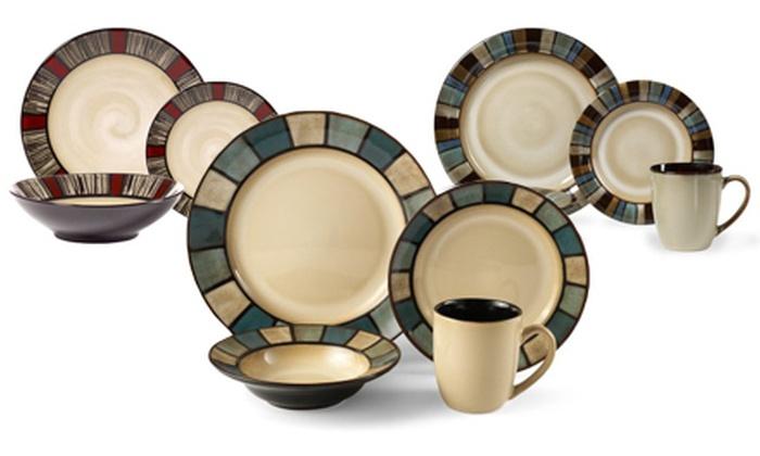$39 for a Pfaltzgraff Everyday Dinnerware Set ...  sc 1 st  Groupon & $39 for a Pfaltzgraff Everyday Dinnerware Set | Groupon