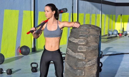 One, Two, or Three Months of Unlimited CrossFit Classes at Kimura CrossFit (Up to 61% Off)