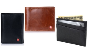 Alpine Swiss Men's Wallet