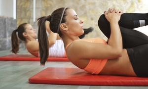 57% Off One Month of Unlimited Yoga Classes at EarthView Yoga, plus 6.0% Cash Back from Ebates.