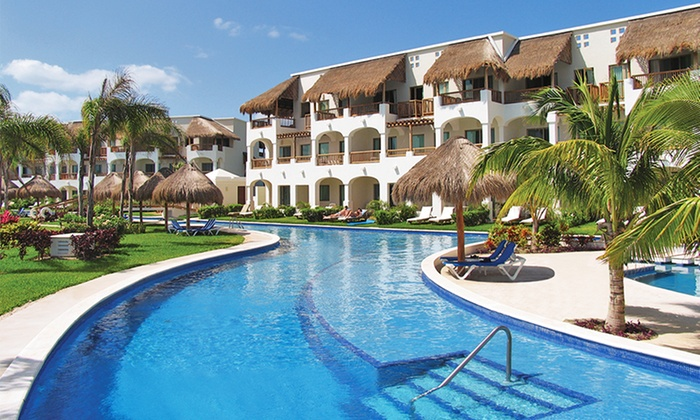 All Inclusive Valentin Imperial Maya Resort And Spa Stay From Vacation  Express