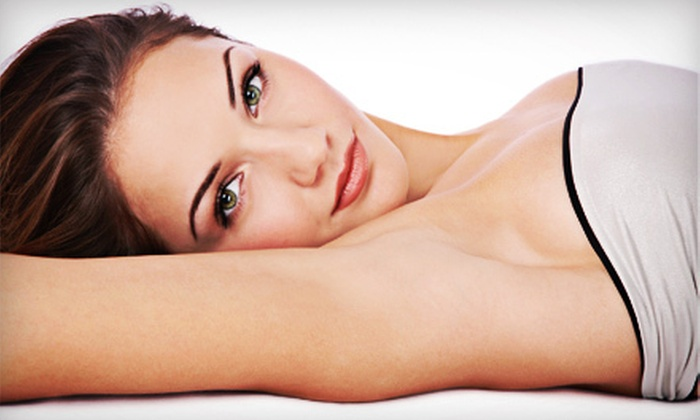 Premier Laser Body and Sculpting - 5: Three Laser Hair Removal for a small or medium area