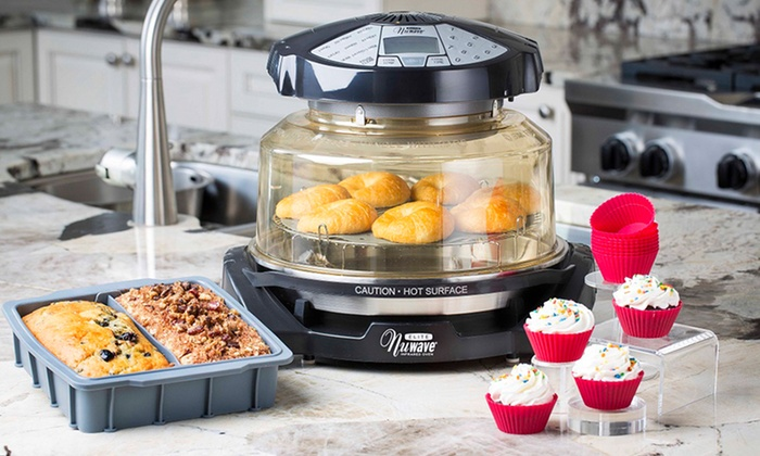 NuWave Elite Infrared Oven | Groupon Goods