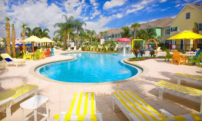 Runaway Beach Club  - Runaway Beach: One-Night Stay at Runaway Beach Club in Kissimmee, FL
