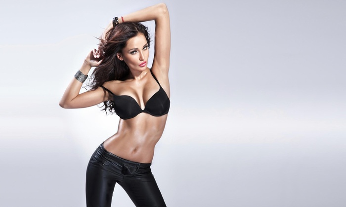 Adiva Fitness - Gurnee: Two Sexy Fitness Classes at Adiva Fitness (71% Off)