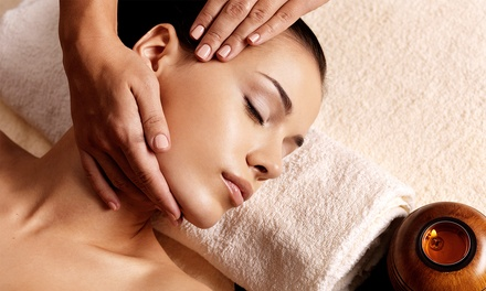 $99 for One 80-Minute Massage or One Custom Facial with Wine at Spa at Manor Vail Lodge ($180 Value)