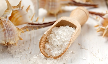 Salt Therapy Session £9.95
