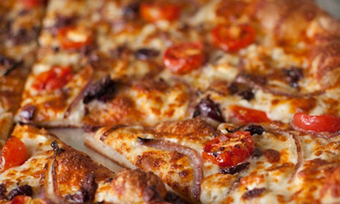 Pritty Boys Family Pizzeria - Seattle: $10 for $20 Worth of Casual Italian Cuisine and Drinks at Pritty Boys Family Pizzeria