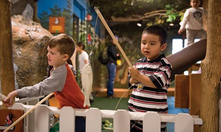 Admission for Two, Four, or Six at Chicago Children's Museum (Up to Half Off)