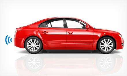Sensor de aparcamiento por 79,90 €, con banda magnética o pantalla desde 89,90 € o kit con cámara y monitor por 149,90 €