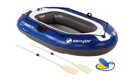 Sevylor Inflatable Super Caravelle 3-Person Watercraft