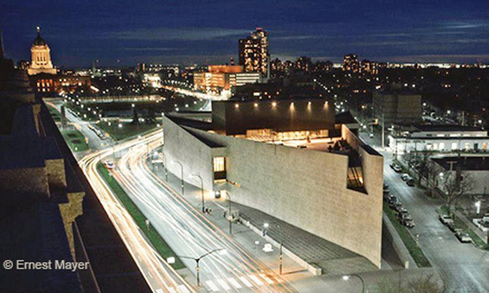 Winnipeg Art Gallery - Colony: One-Year Family or Individual Membership to the Winnipeg Art Gallery (Up to 58% Off)