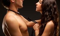 Billet duo «early bird» pour le Salon de l'Erotisme à Anvers