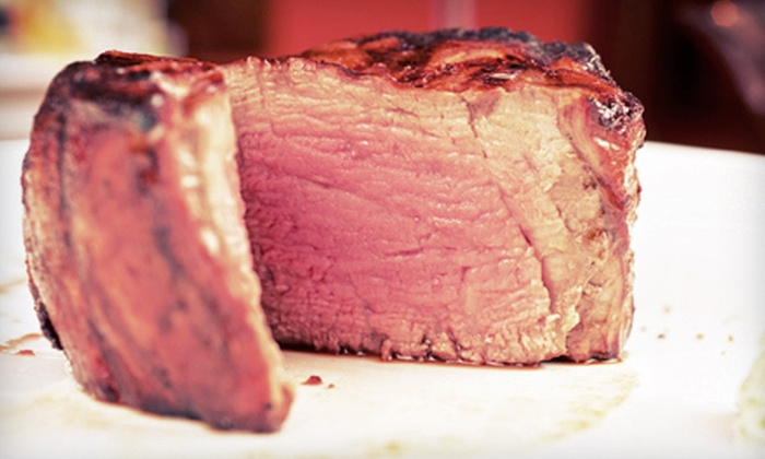 Cellars Restaurant & Lounge - Seattle: $25 for $50 Worth of Steak and Seafood at Cellars Restaurant & Lounge