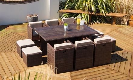 Garden furniture 379 469 groupon goods for Outdoor furniture groupon