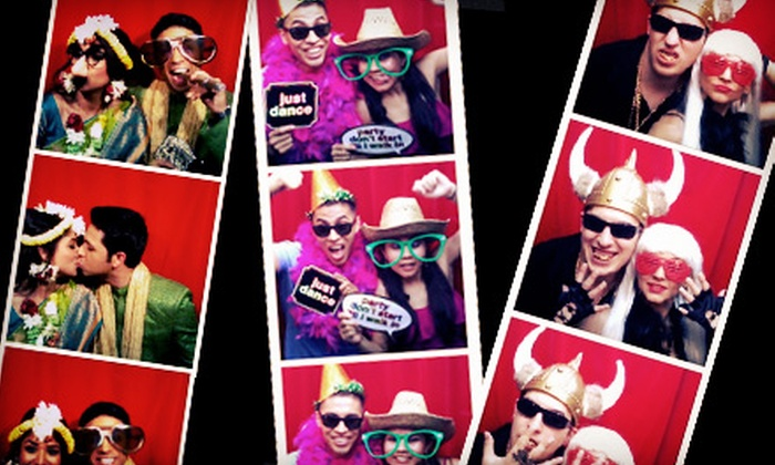 My Fantastic Event - Arleta: Two-Hour Weekday or Weekend Photo Booth Rental Package from My Fantastic Event (Up to 57% Off)