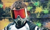 The Paintball Arena - Cherry Hill: All-Day Paintball Package for Two or Four at The Paintball Arena (65% Off)