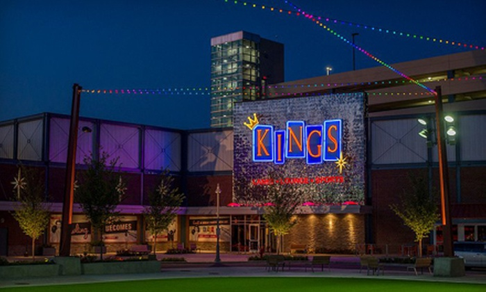Kings - Rosemont: $19 for $40 Worth of Bowling and Billiards at Kings