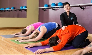 Barre Bliss: 10 or 20 Barre, Yoga, Cycling, or Cardio Classes at Barre Bliss (Up to 68% Off)
