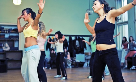 5 or 10 Fitness Classes, One Month of Unlimited Classes, or a Party at Shake It Off Dance Fitness (Up to 59% Off)