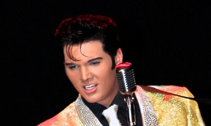 Elvis Tribute Spectacular - Multiple Locations: Elvis Tribute Spectacular on August 22 or 23 (Up to Half Off)