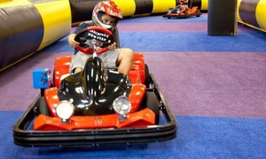 Party Fantasy: $24 for Four Indoor Amusement Center Passes at Party Fantasy ($40 Value)