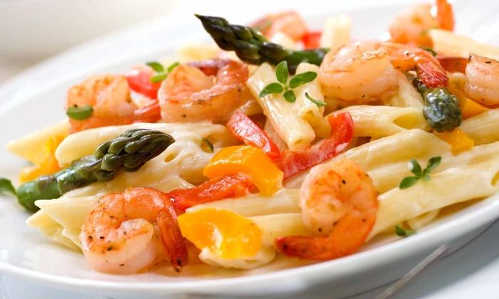 The Hawthorne Inn - Boles: Italian-American Food and Drinks for Dinner at The Hawthorne Inn (Half Off). Two Options Available.