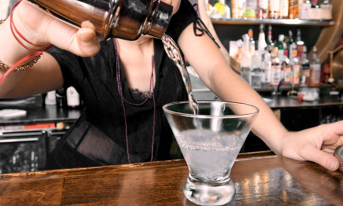 786-Bartend - Downtown Miami: 40-Hour Ultimate Bartending Course at 786-Bartend (Up to 60% Off)