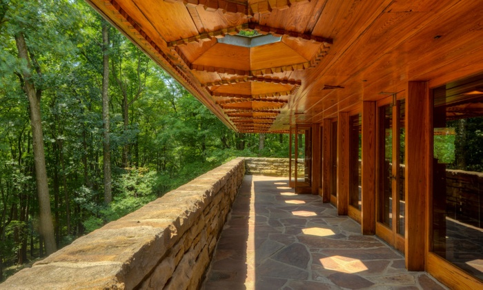Kentuck Knob - Stewart: Visit for Two to Frank Lloyd Wright's Kentuck Knob (Up to 36% Off). Two Options Available.