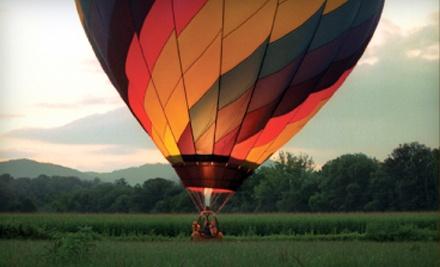 R.O. Franks Aviation Company  - R.O. Franks Hot Air Balloon Company in Asheville
